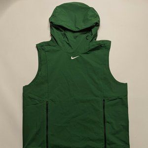 Nike Alpha Fly Rush Vest Hooded Ventilated